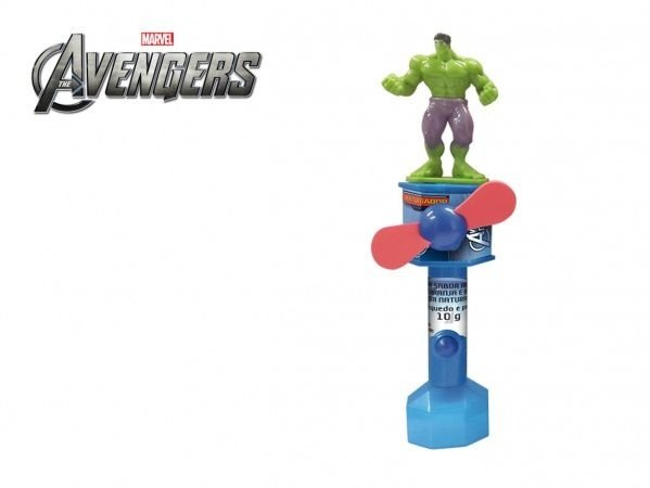 Ventila Sabor Avengers
