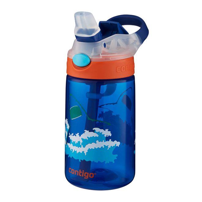 Garrafinha Infantil Tubarão Gizmo 414ml