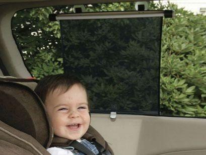 Cortina Luxo para auto (Protetor Solar)