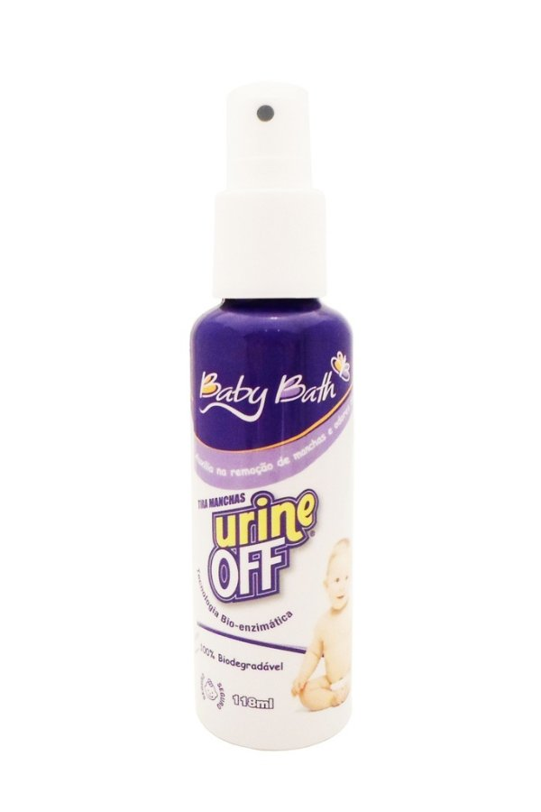 Urine Off Baby Bath 118ml