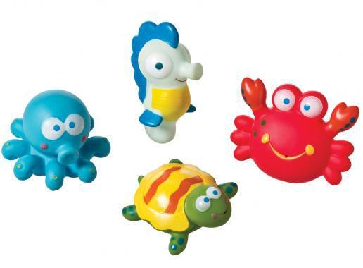 Animais do Mar no Banho (Kit com 2 unidades)
