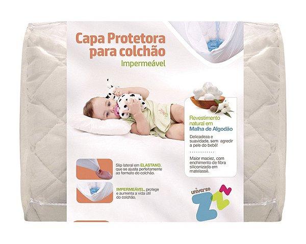 Capa protetora de colchão Infantil