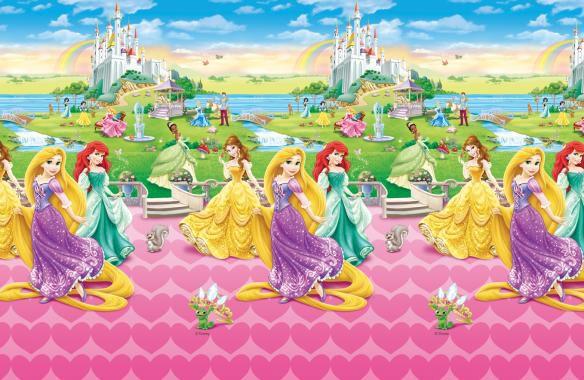 Tapete Hi Princesas