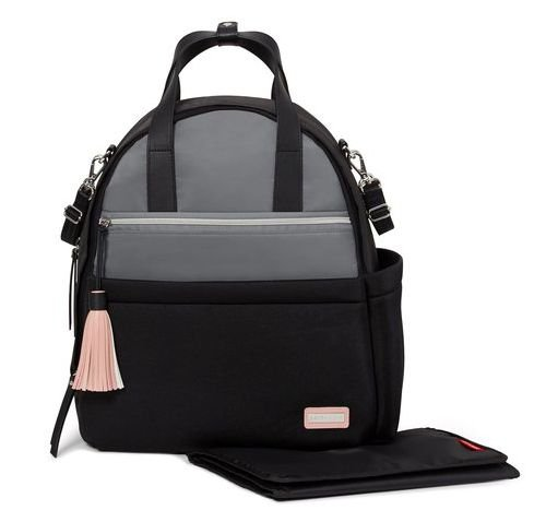 Bolsa de Maternidade Nolita Neoprene - Backpack Grey