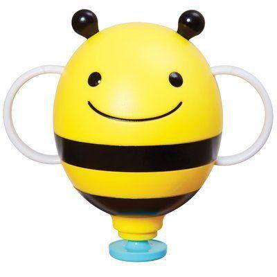 Abelha para diversão no banho Zoo Fill Up Fountain Bee Skip Hop