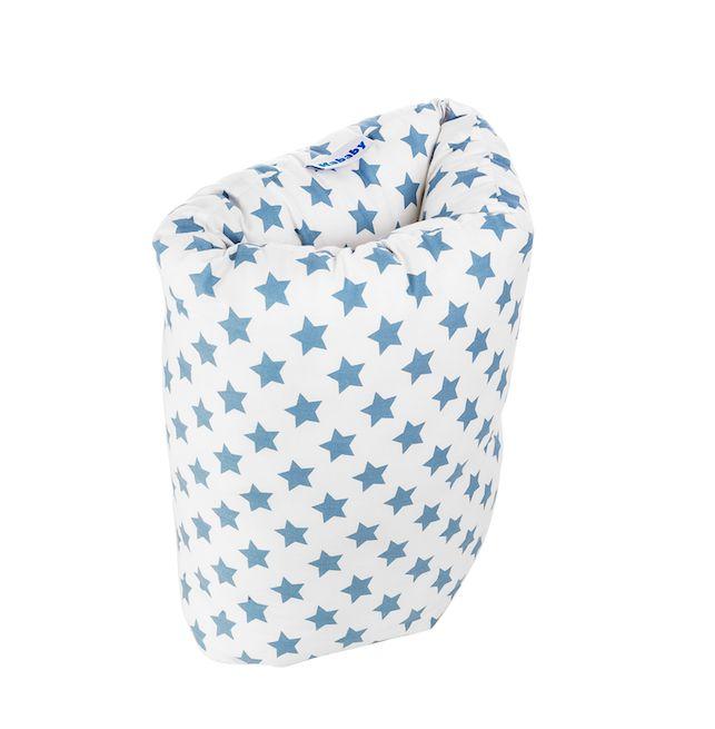 Almofada de Braço para Amamentação Estrela Azul