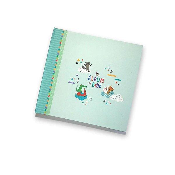 Álbum do bebê Bichos