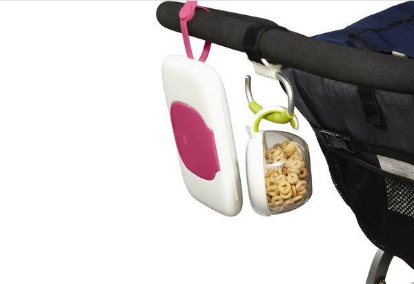 Porta Lenços Umedecidos Wipes Dispenser/ Case OXO TOT