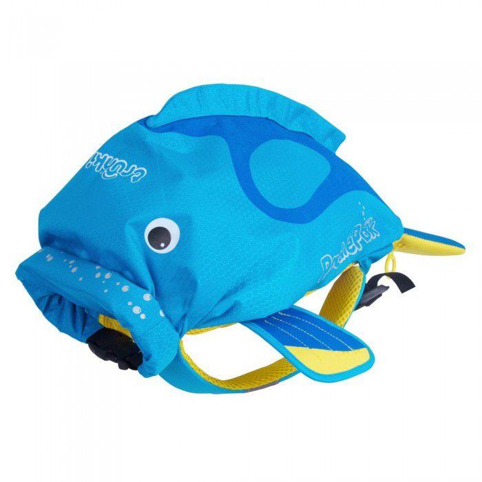 Mochila Infantil Paddlepak Trunki Azul