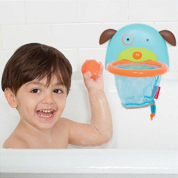 Brinquedo para banho Cesta de Basquete Cachorro Skip Hop