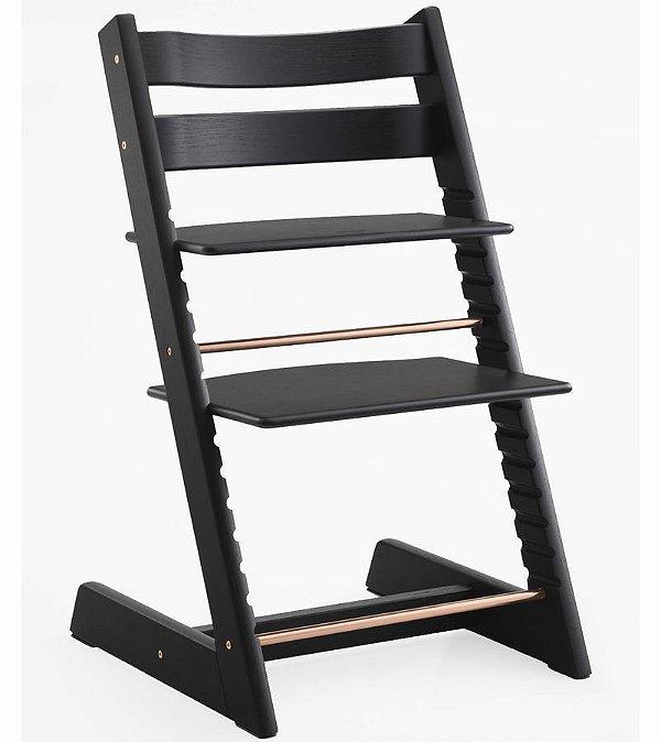 Cadeira de Crescimento Tripp Trapp Black
