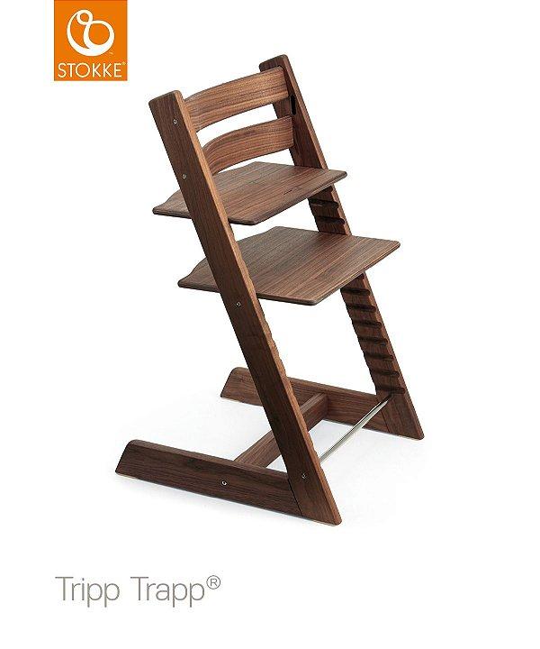 Cadeira de Crescimento Tripp Trapp Marrom