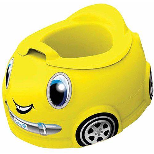 Troninho Fast Car Amarelo (Penico)