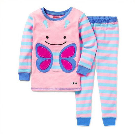 Pijama Skip Hop Zoo Borboleta