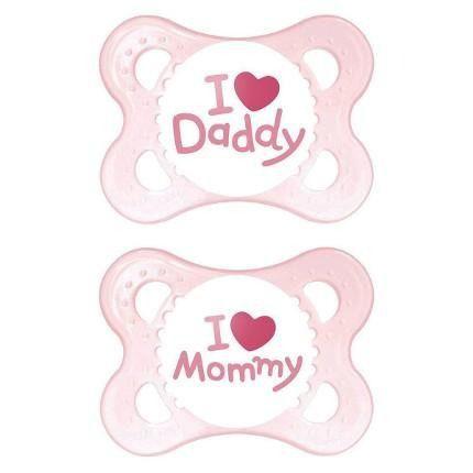 Chupeta Mam I Love 0 a 6 meses