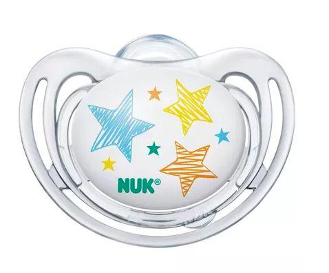 Chupeta Nuk S3 FreeStyle 18m+