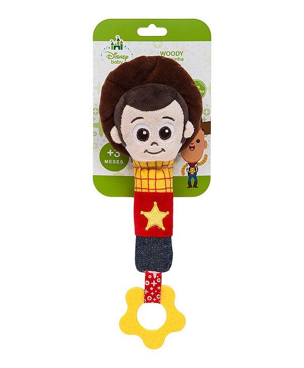 Mordedor Buba com buzina Woody Disney