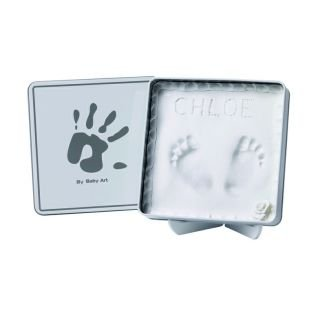 Magic Box Baby Art White