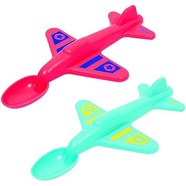 Colher Avião Buba