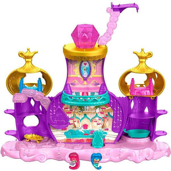 Palácio Mágico Shimmer and Shine Teenie Genies
