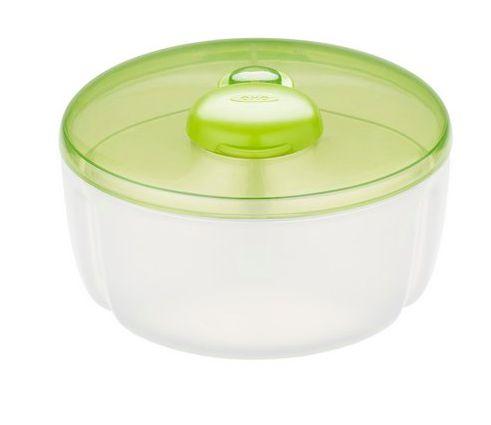 Dosador de leite em pó/ fórmula 250ml Verde Oxo Tot