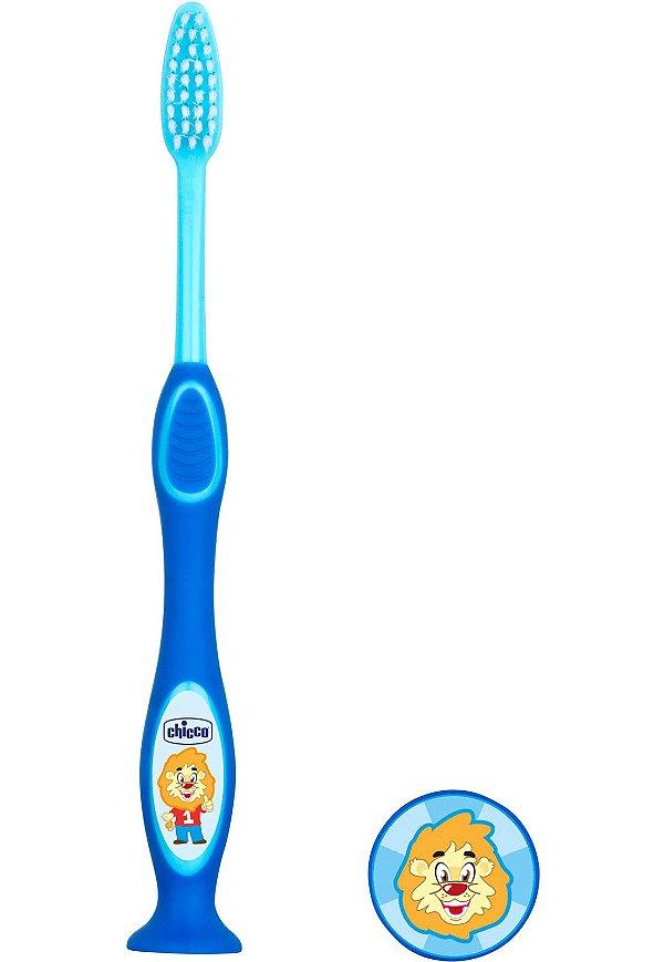 Escova de Dentes Chicco 3 a 6 anos Azul