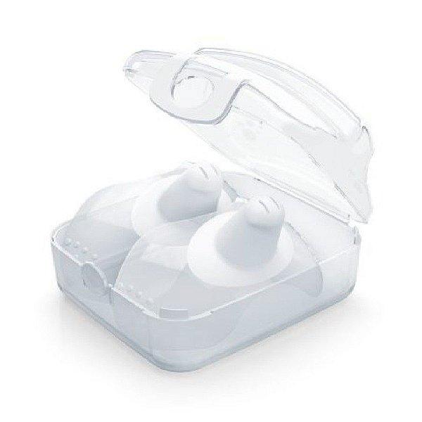 Protetores de seios em silicone Chicco M/G