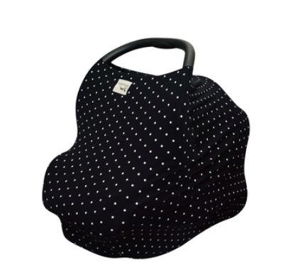 Capa Multifuncional Paris Black BabyShade