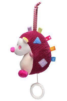 Brinquedo de Pendurar Musical Porco Espinho