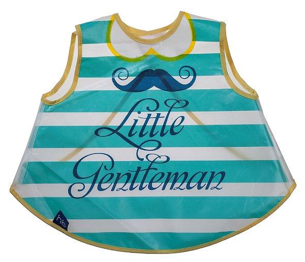 Babador Impermeável Pequeno Cavalheiro