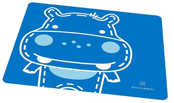Jogo Americano em Silicone Hipopotamo
