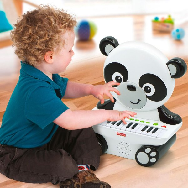 Teclado Panda Fisher Price (Piano)