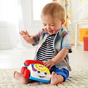 Telefone Feliz Fisher Price