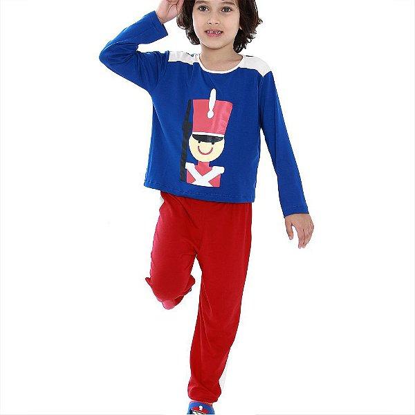 Pijama Gumii Soldado Kit