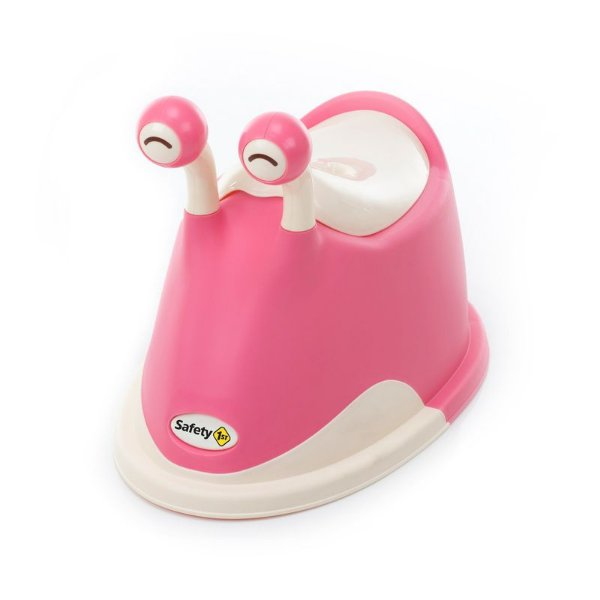 Troninho Slug Potty Rosa Safety First