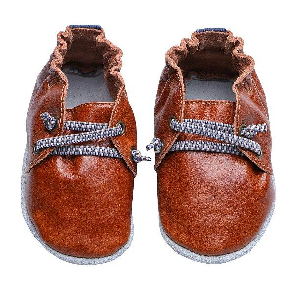 Sapato Babouabu Marrom