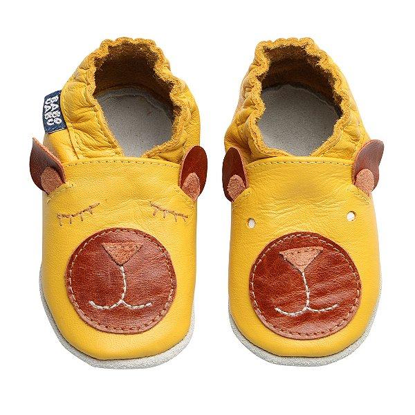 Sapato Babouabu Amarelo