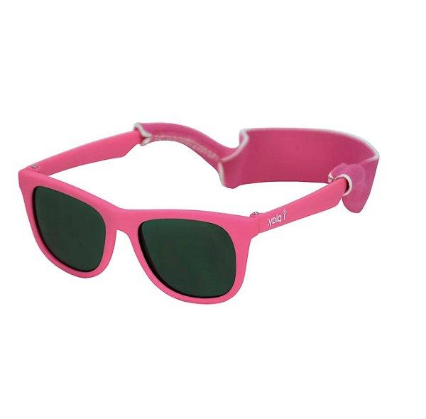 Óculos de Sol Flexível Pink com proteção solar iPlay (0 a 24 meses)