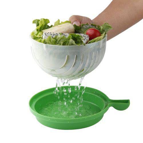 Tigela para cortar Salada