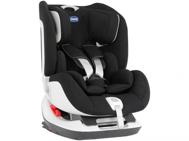 Cadeira para Auto Chicco Seat Up 012 Jet Black