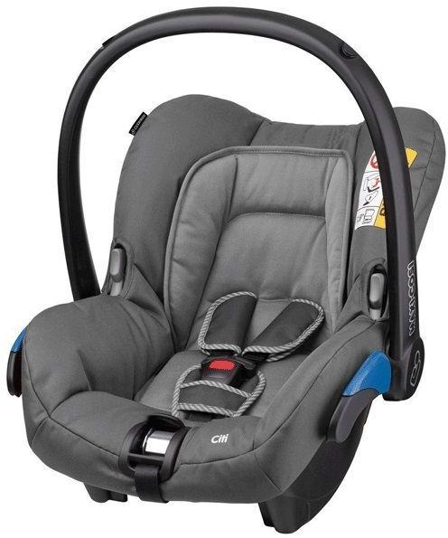 Bebê conforto Citi Maxi Cosi com base - Grey
