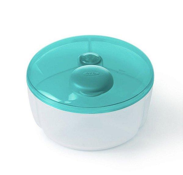 Dosador de leite em pó/ fórmula 250ml Oxo Tot - Acqua