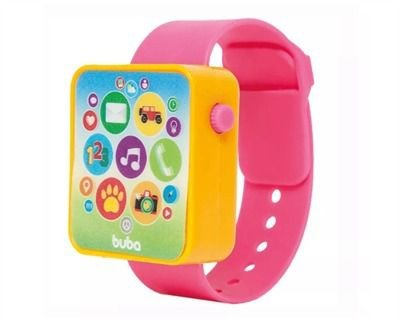 Relógio Buba Rosa