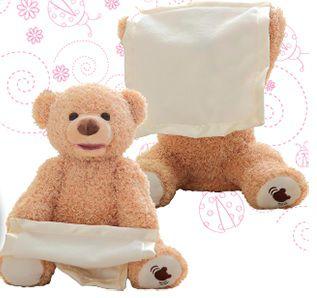 Urso de pelúcia Shiny Toys