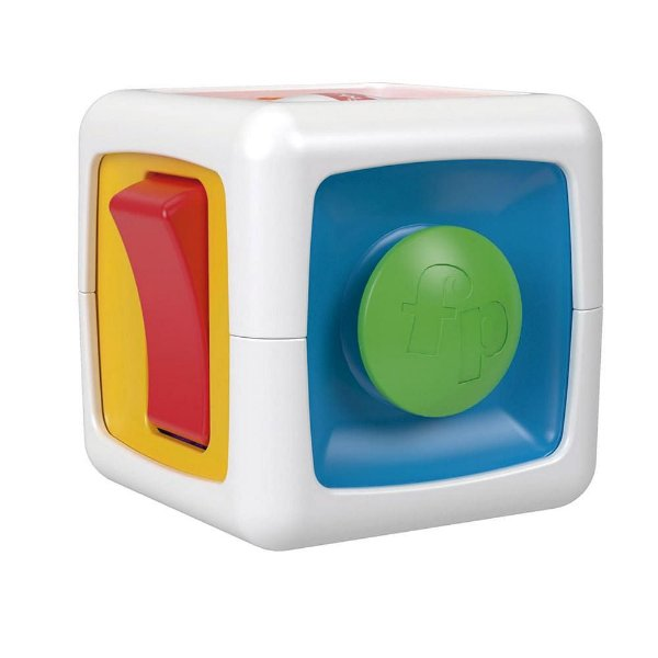Cubo Divertido Fisher Price
