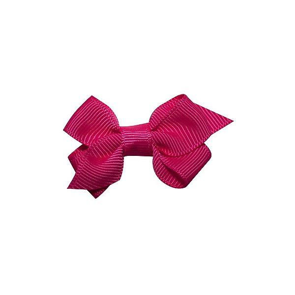 Laço Gumii Rosa Pink Pequeno