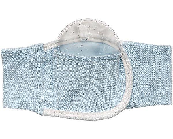 Cinta Térmica para Cólica Baby Azul