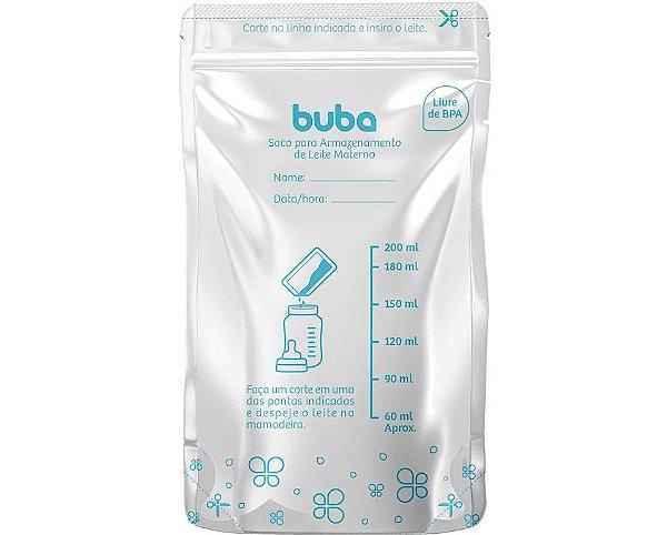 Sacos para armazenar leite materno Buba