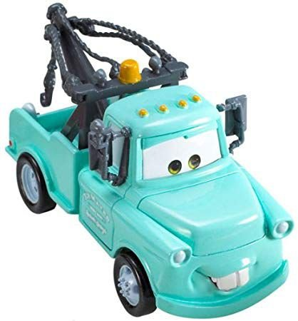 Carrinho Color Changers Cars - Mater