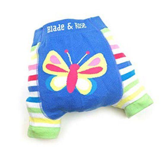 Shorts Borboleta